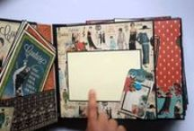 Mini Albums / by Kimberly Hieman Samonek
