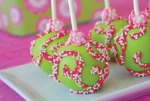 Dessert: CakePops!