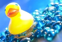 Baby: Baby Shower Ideas / How cute is this! A DUCKY PARTY! I am so loving the duckies! It works for boys & girls!!!