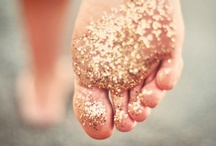 Beauty: Sparkle Sparkle / I feel like this section is part of my what makes me who I am. I know it's not glitter or sparkles that make me who I am, but I feel like I have a lot of that inside myself!!!