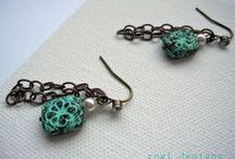 Roxi Designs {earrings} / My earring designs