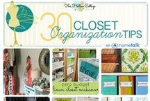 Home: Closets / I am OBSESSED with organization! Closets happen to be my FAVORITE!!!