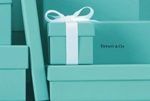 Beauty: Tiffany Blue / When I think of Beauty, Elegance, Romance, or even just a soft touch... Tiffany blue is the color that comes to my mind for so many reasons.... It's very calming to look at. Makes your heart a little excited .... like a kid on Christmas morning! Tiffany's is a GREAT Jewelery company that makes girls hearts melt!!!
