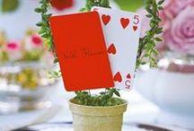 """Alice in Wonderland Wedding Inspiration/ Идеи для свадьбы в стиле """"Алисы в стране чудес"""""""