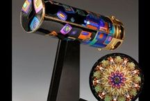 Refraction, Reflection, Rainbow Makers    / Prisms, Kaleidoscopes, Crystals / by Ann Satchler-Newman