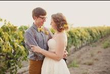 Our Wedding.  / The sweetest most glorious day!  September 7, 2013