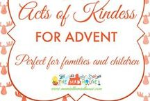 Advent activities for all the family / Advent activities, crafts, inspiration and art for kids and all the family
