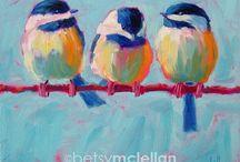 Birds / by Kelly Ooten