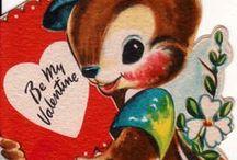 be my valentine / by Jessica Scarlett