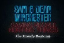 """TV: Supernatural / """"The Family Business"""""""
