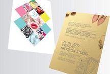 Event invitations/ Ивент-приглашения