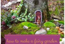 Outdoor: Fairy Garden / Do you believe in fairies?