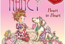 Fancy Nancy.. my kinda gal / Have to love a gal who invents herself and finds her inner glam!!