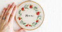 Inspirations Fête des Mères / Des idées cadeaux pour votre maman | DIY & et objets personnalisés pour une fête des mères unique