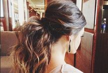 Beautiful HAIR!!!!! / About beautiful hairstyles, hair care , etc