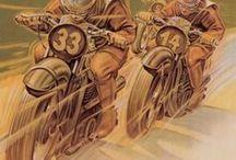 motorcycles / by Blagoja Varoshanec