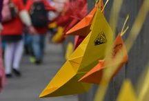 "Festival ""Leinen los!"" - Street Art Aktion"