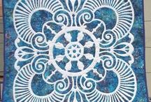 The Quilts / Quilt designs and patterns at Eye of the Beholder Quilt Designs