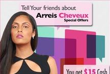 Why We Love Arreis Cheveux