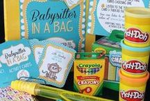 Babysitter / Ideas, activities, and resources for babysitters.