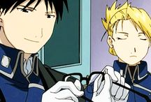 Fullmetal Alchemist / Shorty and co.