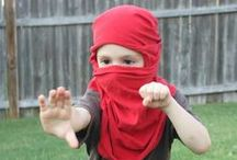 """Ninjas / Crafts, activities, and other things I find for kids about naughty and nice ninjas. Inspired by our book, """"Naughty Ninja"""""""