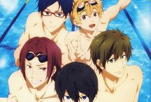 Free! / The Iwatobi Swim Club.