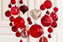 Karácsonyfák, karácsonyi dekoráció