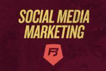 Social Media Marketing / Aquí encontrarás nuestro mejores consejos y artículos sobre Social Media Marketing: Facebook, Twitter, Instagram, Pinterest... ¡Todo lo que debes saber de las Redes Sociales para tu negocio!