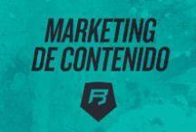 Marketing de Contenido / Descubre en este tablero los mejores artículos sobre Marketing de Contenidos del blog de los Rebeldes Marketing Online
