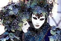 Farsang, karnevál / maszkok, álarcok, jelmezek - inspirációk és ötletek