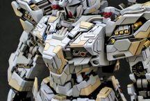 Gundam Model Kits