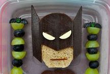 Craft ideas to geek out over / From Marvel make-up to Daredevil DIYs...