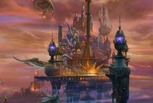 Futurism/Fantasy Art / Load of art that just intrigues me...