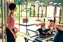 Pilates & GYROTONIC® Bali / First and only Gyrotonic studio in Bali. Also fully equipped with Pilates equipments!