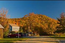 Vermont / Blueberry Hill Inn, Goshen Vermont