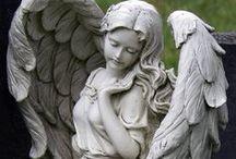 Arte - Angeli sculture