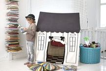 Kids room ideas / The bedrooms and play rooms that you wish you'd had as a child.