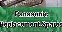 Panasonic Replacement Spares / Buy Panasonic Razor Shaver Parts and Spares  Make sure your electric razor is the very best it can be!  Panasonic Electric Razors and Accessories continue to lead the industry in both quality and performance