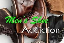 Men's Shoe Addiction / A Collection of Men's most adored and loved shoes for all occassions.