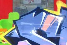 Graffiti Details / Details of graffiti creations I spotted and like.