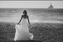 Weddings at Lusty Glaze / A selection of our favourite Lusty Glaze Beach weddings...