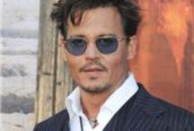 Johnny Depp / by Sally Swailes
