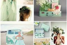 Mood Boards / Put together by our very own Wedding Coordinator #Weddings #Cornwall