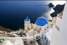Greek Islands - Santorini! / The most spectacular sunsets on this planet.Great nightlife, excellent beaches, spectacular scenary and romance make this one of the world's top destinations for honeymooners and weddings too.