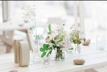 Centre Pieces  / Stunning Centre Piece Ideas for your wedding on the beach...