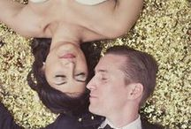 Glitter and Gold / All that glitters a hot new wedding theme trend inspired by the Great Gatsby