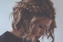 Hair / by Michelle Kraft