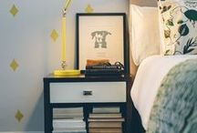 N E W. R O O M. / My Room's Inspiration. / by caitie bleeker