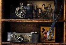 Cameras, Typewriters, Telephones / by Sally Swailes